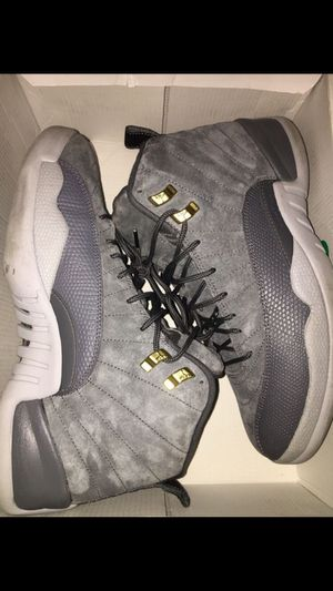"Jordan 12s ""wolf grey"" for Sale in Olney, MD"
