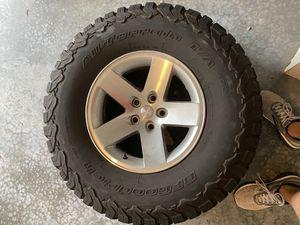 "Photo 35"" BFGoodrich Tires Jeep Wrangler"