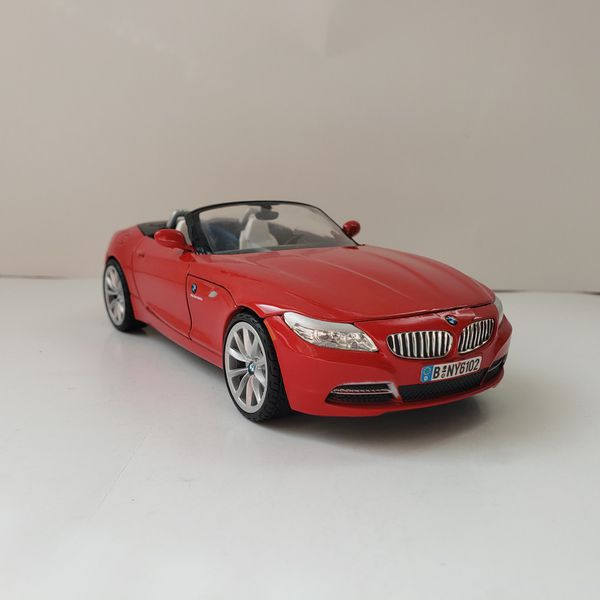 Bmw Z4 Red: NEW Large 2010 Red BMW Z4 Convertible Luxury Sports Racing