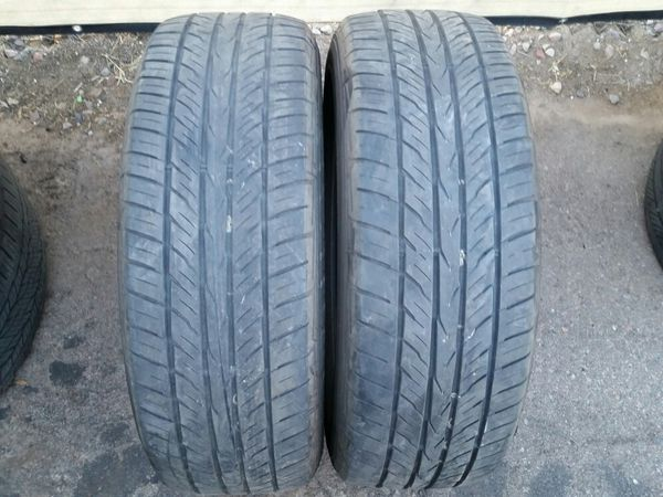 45 Pair Of 2 17 P235 65r17 Sumitomo Htr A S Po1 Tires For Sale