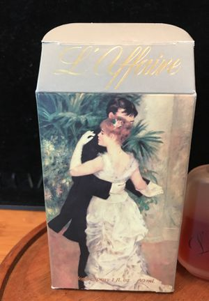 Vintage L'Affaire Collectible Cologne for Sale in Gainesville, VA