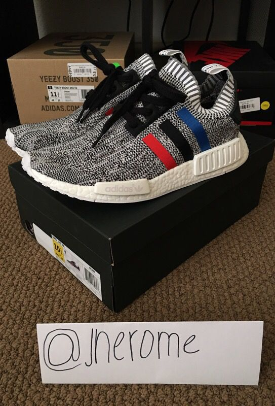 Adidas Tri-Color NMD s for Sale in Las Vegas 2db659bb85d9