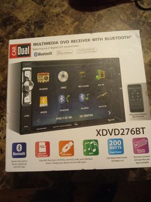 Brand new car radio CD DVD player for Sale in Chicago, IL