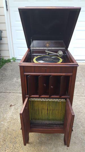 Antique Grafonola Victrola Phonograph for Sale in Fairfax, VA