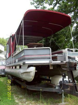 New And Used Pontoon Boat For Sale In Moline Il Offerup