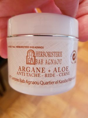 Moroccan Argan and Aloe Cream for Sale in Bethesda, MD