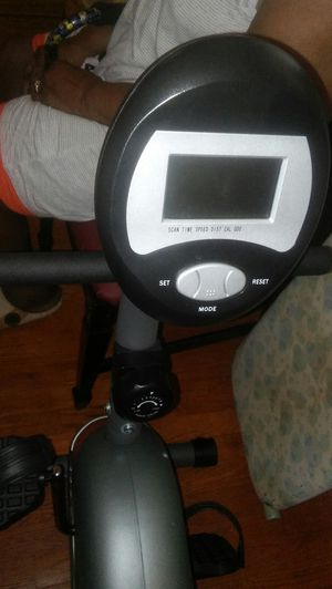Marcy Recumbent Exercise Bike for Sale in Washington, DC