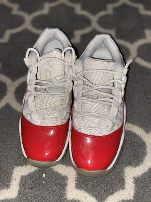 Photo Jordan 11 Low 'Cherry' Size 6.5