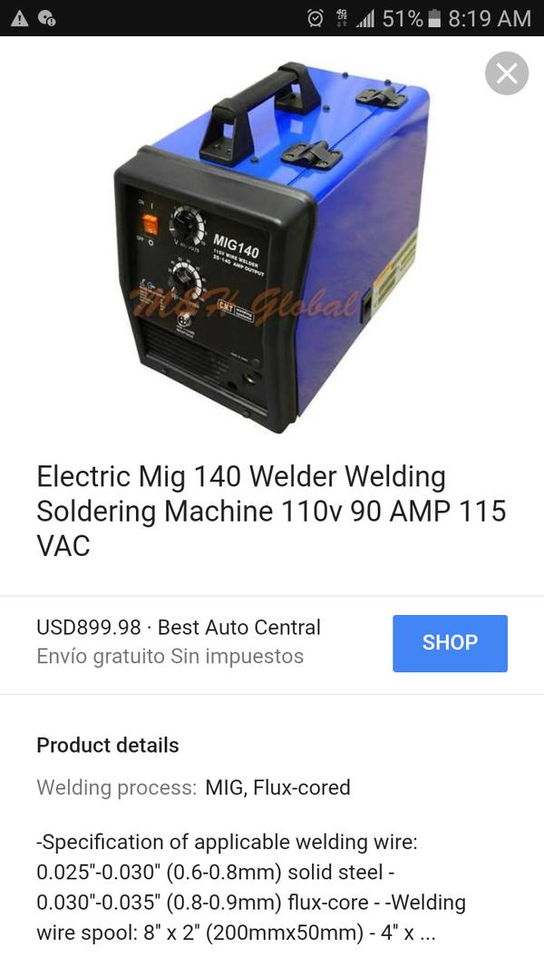 Miller welder brand new for Sale in Las Vegas, NV - OfferUp