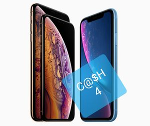 Iphone x 64gb 256gb Bad Esn for Sale in Baltimore, MD