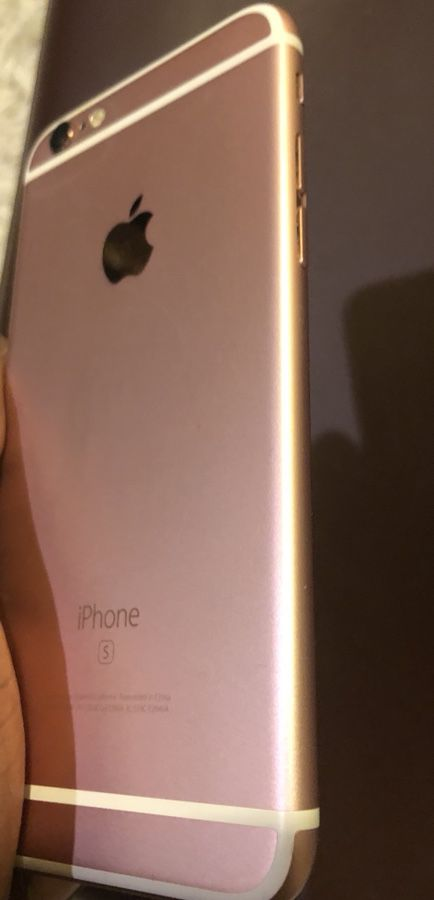 iPhone 6s 64gb Rose-gold Sprint for Sale in Upper Marlboro, MD - OfferUp