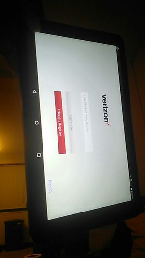 4 g Verizon tablet for Sale in Baltimore, MD