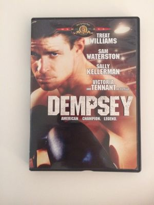 Dempsey DVD movie for Sale in Apex, NC