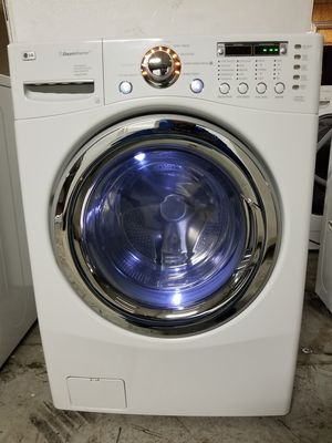 Washer machine LG Steam Washer tm for Sale in Philadelphia, PA