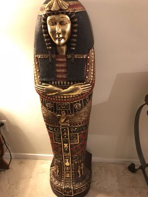 Egyptian Sarcophagus for Sale in Lincolnia, VA