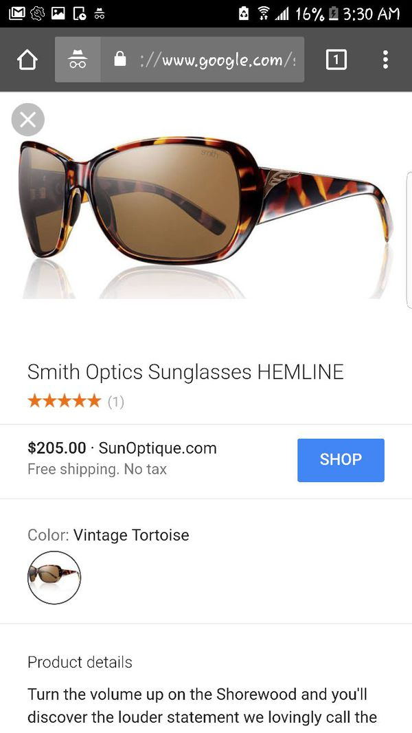 5c74ae88ab Smith hemline sunglasses for Sale in Portland