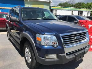 2006 FORD EXPLORER XLT for Sale in Silver Spring, MD