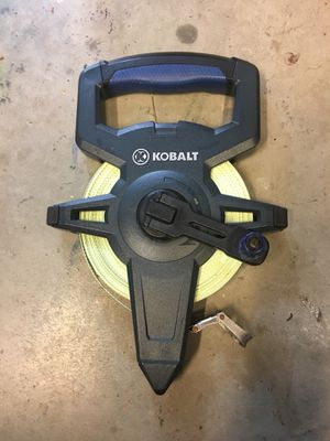 100 foot Kobalt (Lowe's) tape measure for Sale in Apex, NC