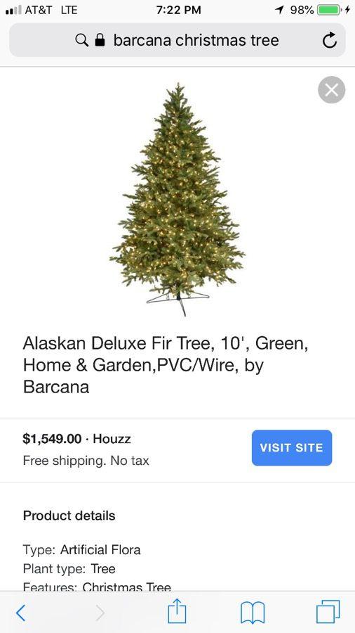 185 - Barcana Christmas Trees