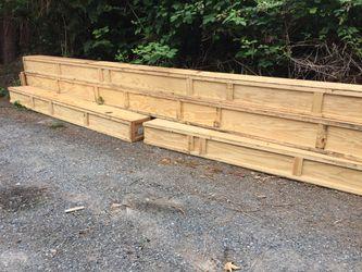 Wood shipping box's Thumbnail