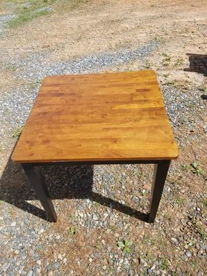 Pleasant New And Used Table For Sale In Charlottesville Va Offerup Andrewgaddart Wooden Chair Designs For Living Room Andrewgaddartcom