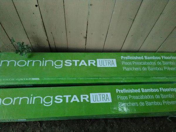 Bamboo Hardwood Flooring Morning Star Utilities Ds Vintage Java Bam 9 16 51 8 5 Bo Brand New Still With Plastic Wrap Sacramento