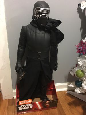Star Wars action figure kylo ren for Sale in Hyattsville, MD