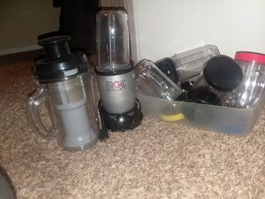 Magic Bullet with all the extras for sale  Tulsa, OK