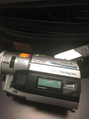 Sony DCR-TRV315 Digital 8 Handycam for Sale in Portland, OR