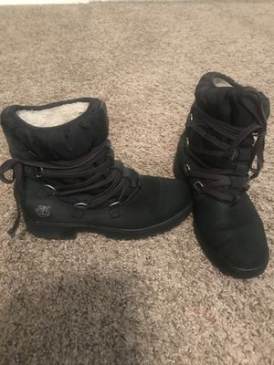 Timberland Boots (Black) for Sale in Nashville, TN