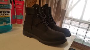 Black timberlands size 10 for Sale in Miami, FL
