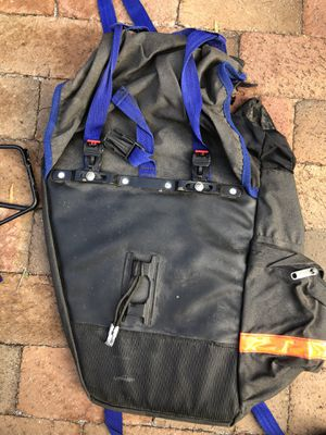 Karrimor bicycle panniers bags plus hardware for Sale in Scottsdale, AZ