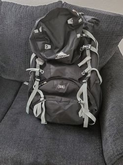 Brand New High SIERRA Hiking Bag Pack.. Thumbnail