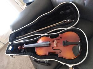 Violin with bow and case for Sale in Orlando, FL