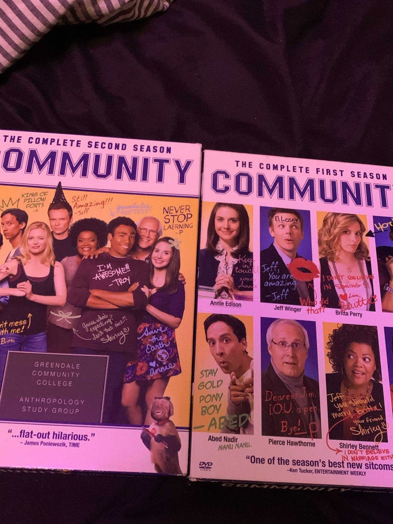 Community (Season 1 - 2)