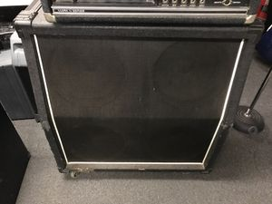 """Crate GS-412S 4x12"""" woofers Speaker Cabinet for Sale in Columbus, OH"""