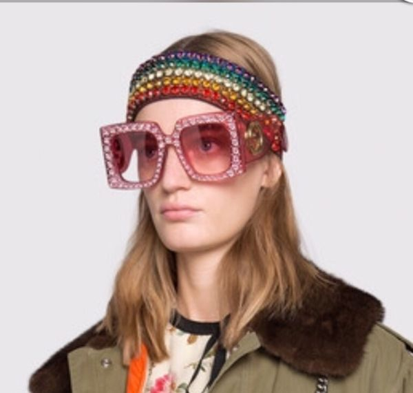 365582e65d4 Women s Gucci rainbow crystal headband for Sale in Philadelphia
