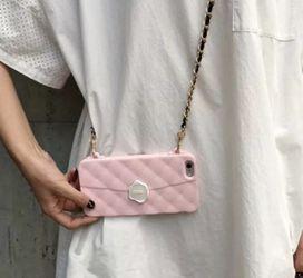 Pink IPhone X phone case - Cliché Brand Thumbnail