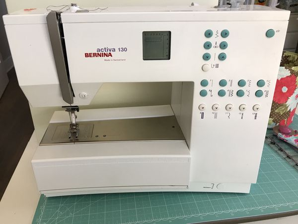 BERNINA ACTIVA 40 SEWING MACHINE For Sale In Hillsboro OR OfferUp Cool Bernina Activa 130 Sewing Machine