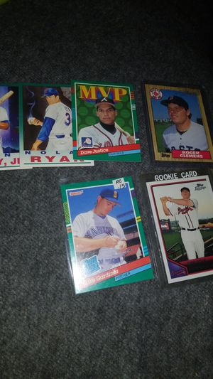 New And Used Baseball Cards For Sale In Augusta Ga Offerup