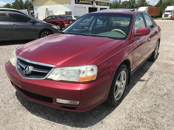 2002 Acura TL for Sale in Spring Hill, FL - OfferUp on acura xli, acura ls, acura rsx,