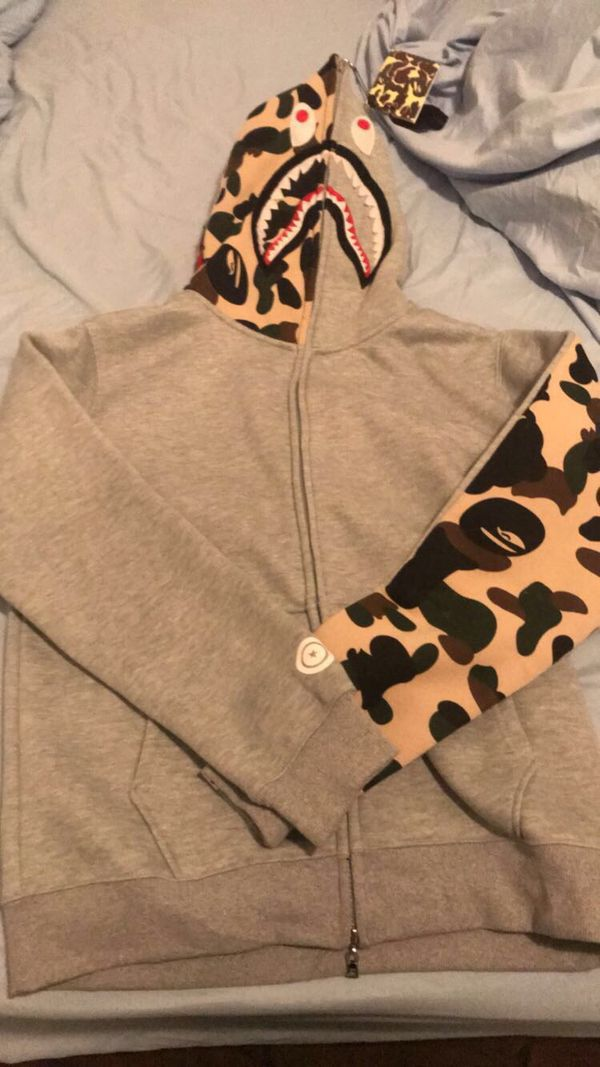 37c668aed5b Bape Jacket for Sale in Stockton