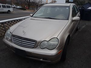 2002 Mercedes c320 for Sale in Arlington, VA
