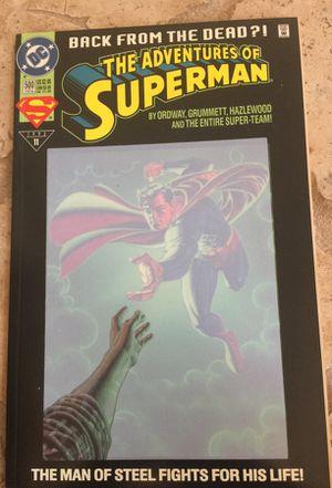 Superman vintage comic for Sale in Atlanta, GA