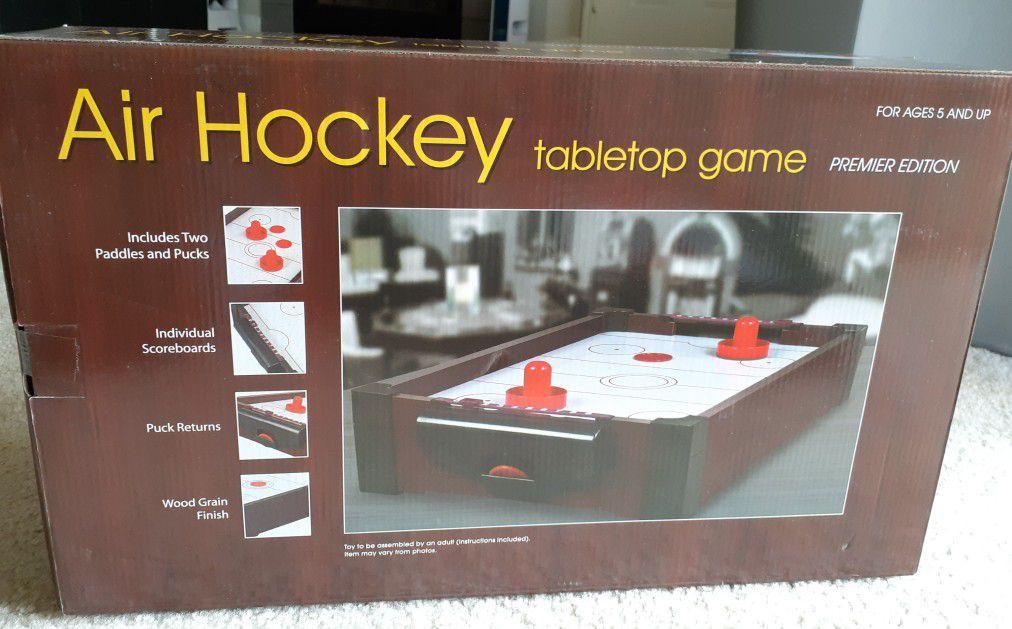 Air Hockey Tabletop Game (Westminster)