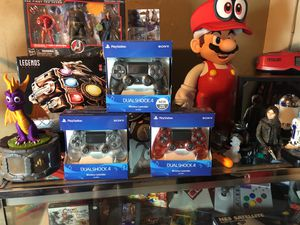SONY PLAYSTATION CONTROLLERS $55 a piece for Sale in Elkhart, IN
