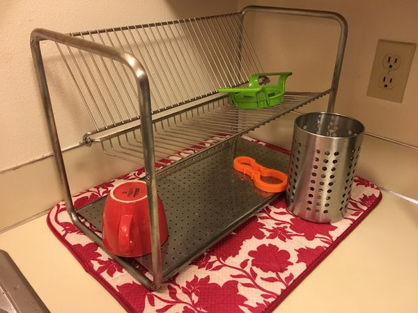 IKEA dish rack for Sale in Tacoma, WA - OfferUp