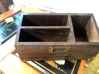Mail or desk organizer Thumbnail
