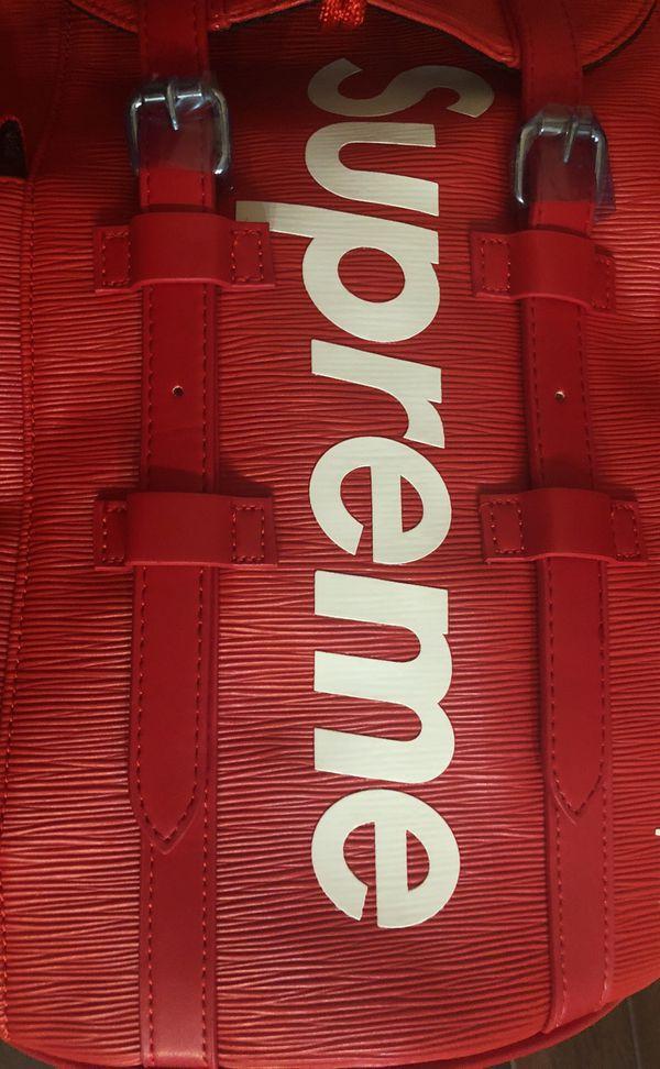 76396a4de7c3 Supreme x Louis Vuitton Backpack (Jewelry   Accessories) in Queens ...