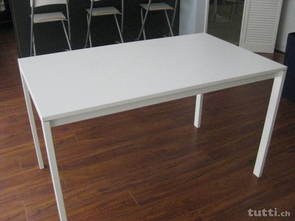 Ikea Melltorp Table And Nordmyrs Chairs 40